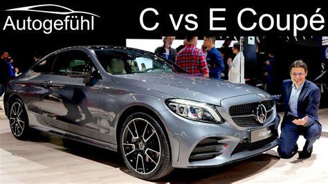 mercedes  class coupe   class coupe comparison review