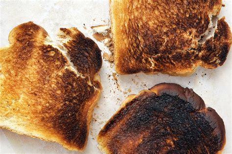 Turns Out, Eating Burnt Toast Can Be Worse For You Than