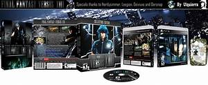 Viewing Full Size Final Fantasy Versus XIII Collectors
