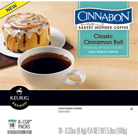 The % daily value (dv) tells you how much a nutrient in a serving of food contributes to a daily diet. Cinnabon Classic Cinnamon Roll Coffee Nutrition Facts | Besto Blog