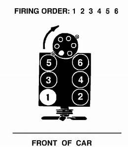 Firing Order  I Need The Firing Order Diagram For My Truck