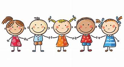 Children Smiles Doodle Cartoon Miles Happy Care