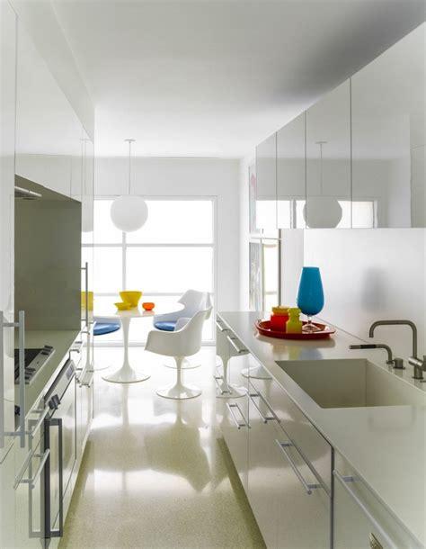 idee  cucine moderne piccole soluzioni  design