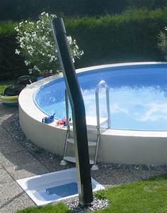 echelle pour piscine semi enterre astral pool piscineco With superb aspirateur pour piscine intex hors sol 3 toboggan pour piscine hors sol intex piscine hors sol