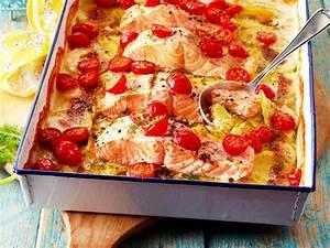 Lachs Kartoffel Gratin : top 5 rezepte von einem blech die du unbedingt ausprobieren musst ~ Eleganceandgraceweddings.com Haus und Dekorationen