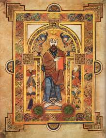 silver wedding rings celtic history illuminated manuscripts