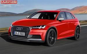 Futur Audi Q3 : hommage tardif l 39 automobile magazine ~ Medecine-chirurgie-esthetiques.com Avis de Voitures