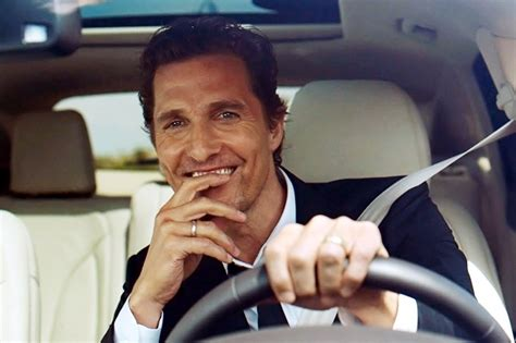 New Lincoln Car Commercial by Matthew Mcconaughey Still Hasn T Seen Jim Carrey S Spoof