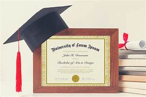 employee recognition certificates 6 unique ways to frame your college graduation diploma