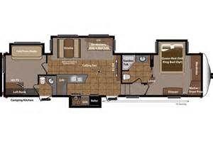 2015 montana mountaineer 346lbq floor plan 5th wheel