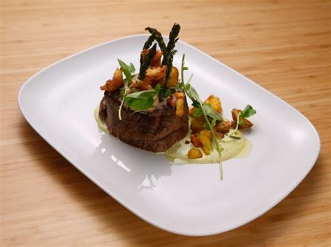 Try new ways of preparing beef with beef tenderloin recipes and more from the expert chefs at food network. Oscar-Stuffed Beef Tenderloin with Rosemary Potatoes and ...