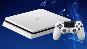 Singapore Scores Brand New Sony Glacier White PS4 Slim