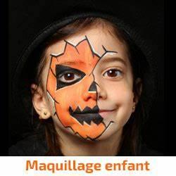 Maquillage Halloween Enfant Facile : maquillage halloween facile diablesse ~ Nature-et-papiers.com Idées de Décoration