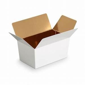 Boite Cadeau Vide Pas Cher : ballotin chocolat vide pas cher cartonnage chocolat packeos ~ Teatrodelosmanantiales.com Idées de Décoration