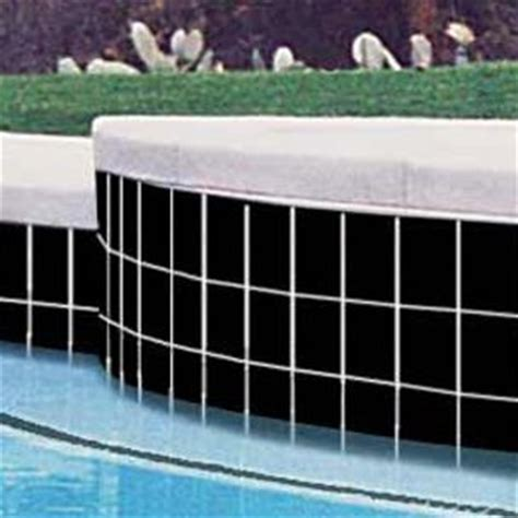 6x6 white pool tile national pool tile 6x6 solids pool tile matte black m6767p