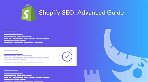 Seo Guide by Shopify Seo Guide Learn How To Optimize Like The Pro S
