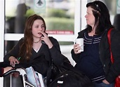 Abigail Breslin, Kim Breslin - Abigail Breslin and Kim ...
