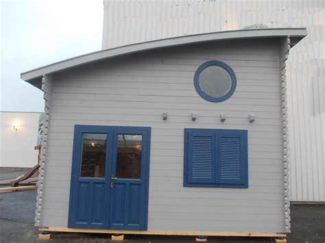 bureau haut de gamme chalet habitable lille 20m mezzanine 10m en bois en