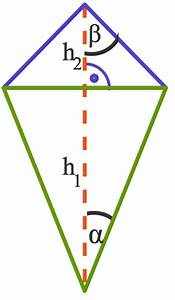 Flächeninhalt Drachenviereck Berechnen : sinus cosinus und tangens im rechtwinkligen dreieck ~ Themetempest.com Abrechnung