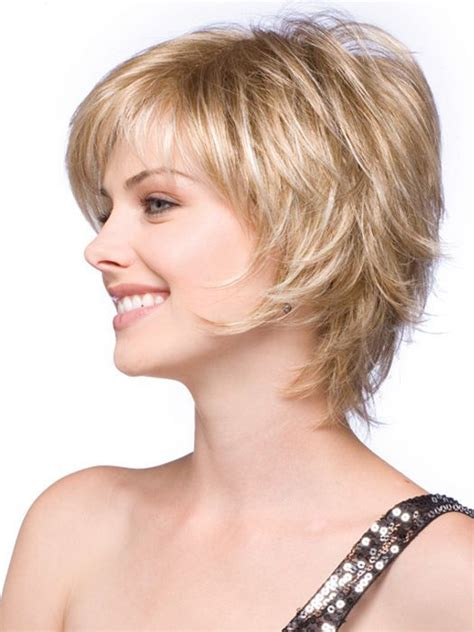 image result for medium feathered hairstyles for women