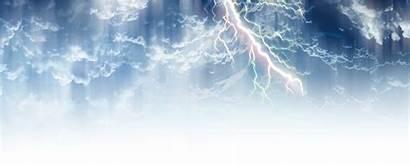 Lightning Strike Sky Pngkey