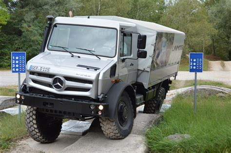 mercedes benz unimog review pro pickup