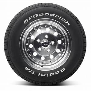 bf goodrich radial t a tirebuyer With white letter trailer tires