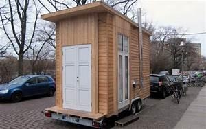 Tiny House Kaufen Deutschland : wohnen der zukunft f r 100 euro im tiny house ~ Markanthonyermac.com Haus und Dekorationen