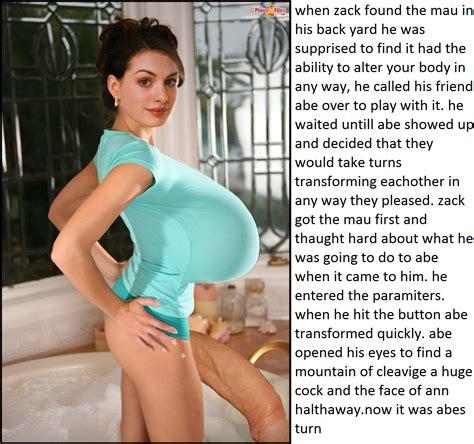 huge breast morph caption mega porn pics