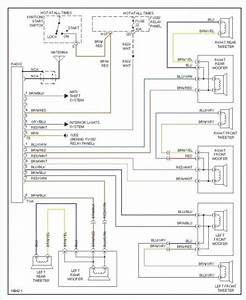 1998 Audi A4 Radio Wiring Diagram