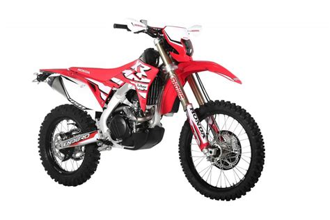 Honda Reveals New Enduro And Supermoto Crf450xr For 2019