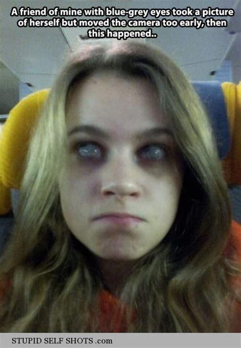Scary Girlfriend Meme - creepy eyes self shot stupid self shots image 832091 by stupidselfshots on favim com