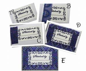 all things crafty ihan machine embroidery blog hop With embroidered tags labels