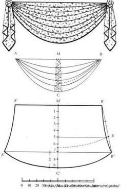Different types of curtain valances | Sewing Ideas