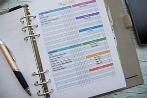 Haushalt Organisieren Plan Vorlage : weniger arbeit im haushalt dank putzplan haushalt haushalt putzplan und haushalt organisieren ~ Buech-reservation.com Haus und Dekorationen