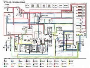 2006 Yamaha R1 Wiring Diagram