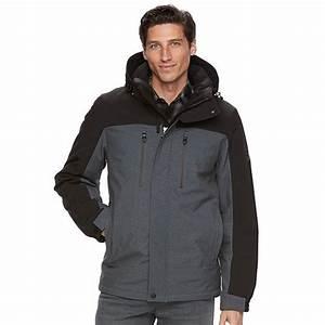 Men 39 S Zeroxposur Stretch Carbon Hooded Jacket