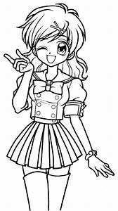 mermaid melody coloring pages | Coloring | Pinterest ...