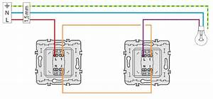 Cabler Un Va Et Vient : sch mas electriques produits legrand mais compatibles toutes marques ~ Voncanada.com Idées de Décoration