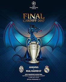 Follow live text, watch 5 live final score and bbc radio 5 live commentary as chelsea beat man city in the champions league final in porto, portugal. 2017 UEFA Champions League Final - Wikipedia