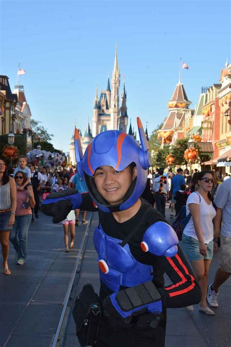 disney fan turns   big hero  hiro hamada