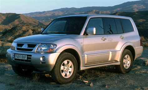 Due to the name pajero roughly translating to wanker in spanish. Mitsubishi Pajero 3 (1999-2006) характеристики и цены ...