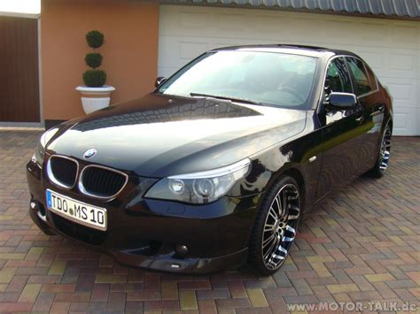 Bmw 520i E60 Pictures & Photos, Information Of