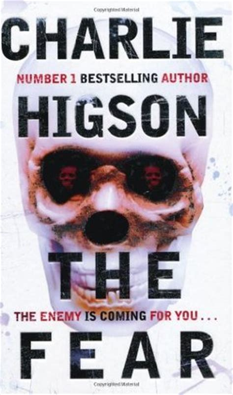 fear  enemy   charlie higson reviews