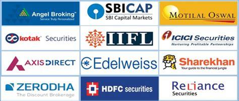 full service stock brokers  india broking