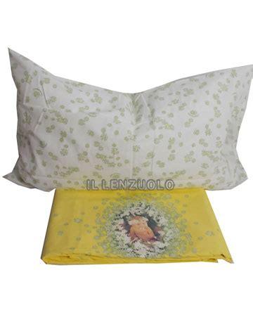 lenzuola geddes lenzuola letto singolo geddes il lenzuolo