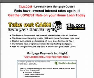 Tila.com: TILA ... Refinancing Quotes