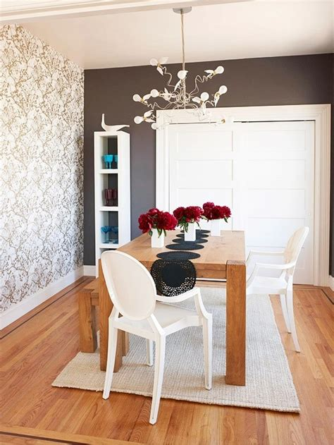wallpaper accent wall color   home pinterest