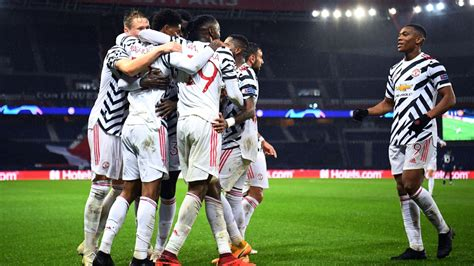 'It's a different feeling' - Man Utd's win against PSG not ...