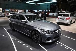 Mercedes Classe C Restylée 2018 : mercedes classe c berlina e station wagon salone di ginevra 2018 20 24 ~ Maxctalentgroup.com Avis de Voitures